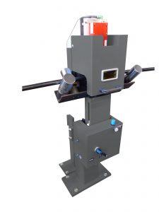 Stativ für Laser-Doppler-Sensor mit separater Kabelführung